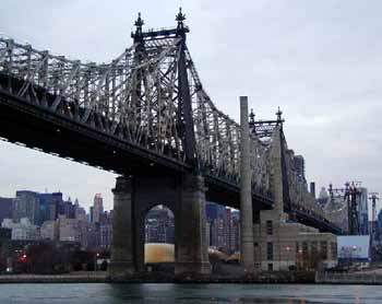 59th Street Bridge, Queens NY